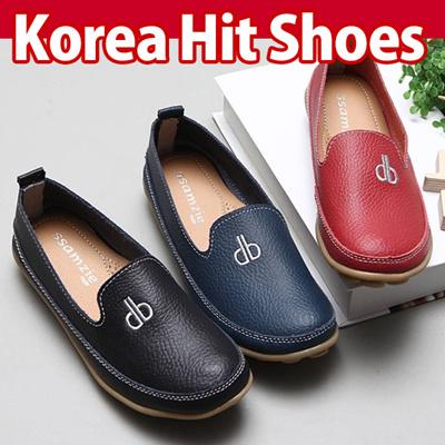 9d438f386133 Qoo10 - ☆Korea Big Hit☆ Womens Slip On Shoes Casual Flats Classic Sneakers  Com...   Shoes