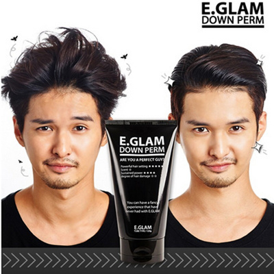 Qoo10 E Glam Down Perm Hair Care