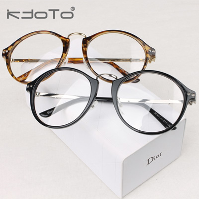 Qoo10 - Korea fashion ladies and big eyes Optical glasses frame ...