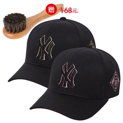 Qoo10 - Korea MLB authentic Yankees pink NY baseball cap Hat adjust couples  of...   Fashion Accessor. bb4307012
