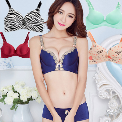 073f81769b7ab Qoo10 - Korea Style Bra and Panty set Lingerie Bra  seamless Big size big  cup...   Underwear   Sock.
