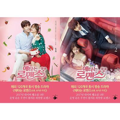 Korean Book OCN Drama My Secret Romance Naver Web Novel (Sung Hoon, Song Ji  Eun) (DBOOK206)