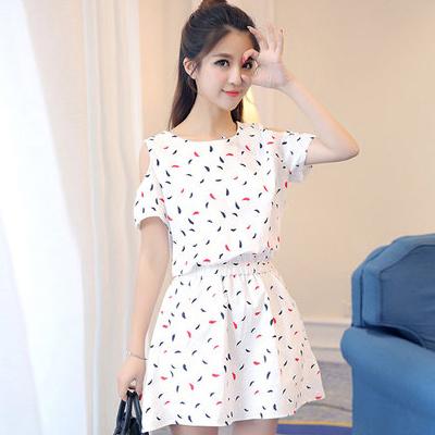 9d03934d5e5a0b Qoo10 - Korean dress Long sleeve Sleeveless Short sleeve dresses Occupation Ca...    Women s Clothing