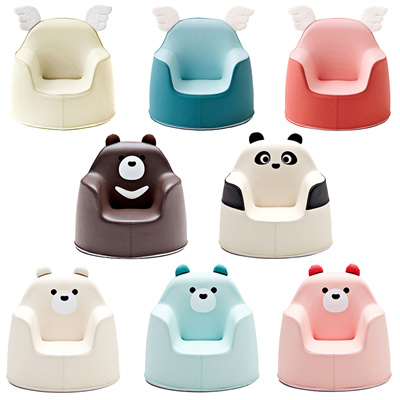 Korean Furniture Iloom Baby Sofa Armchair Kids Pillow