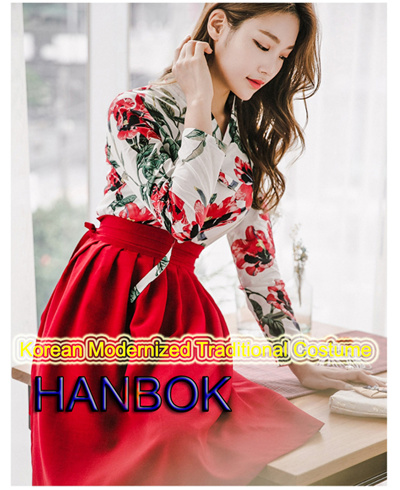 bf45ae9bf Qoo10 - Hanbok Set : Women's Clothing