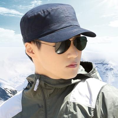 c55ae23b422 Korean tidal flat Cap Hat man winter keep warm winter Hat Cap outdoor  female Cap song
