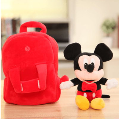 2e8ecfdc4f Qoo10 - Korean version of the three-dimensional plush doll detachable small  ba...   Bag   Wallet