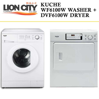 Qoo10 Kuche Washer Dryer Major Appliances