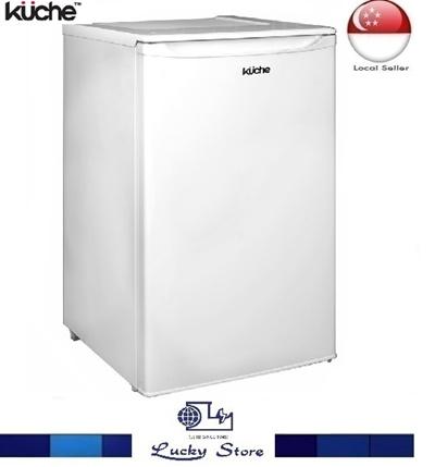 Hunan Küche | Qoo10 Kuche 1 Door Bar Fridge 97l Large Capacity Freezer