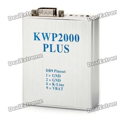 KWP2000 PLUS ECU Flashing Car Diagnostic Tool