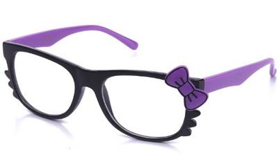 afcc6748a Qoo10 - Kyra Womens High Fashion Two Tone Hello Kitty Bow Sunglasses 20%  OFF 4... : Watches