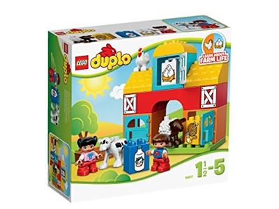 Qoo10 Lego Duplo 10617 Mein Erster Bauernhof 10617 2015 01