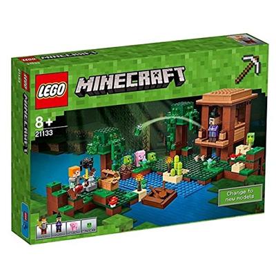 Qoo LEGO Minecraft The Hexenhaus Toys - Minecraft hexenhauser