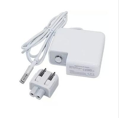 Orange 60w ac power supply magsafe adapter replacement for mac