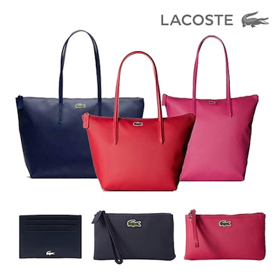 e1c45a2ede2 [Lacoste] /Flat Crossover Bag/L1 Large Shopping/M1 Vertical Tote/
