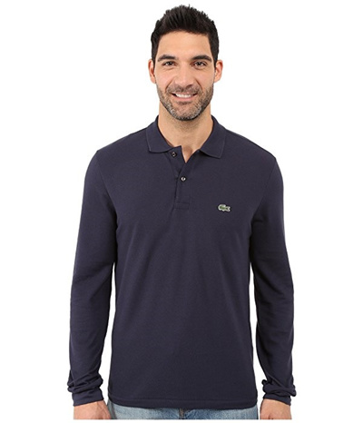 c738f2e1 LACOSTELacoste Long Sleeve Classic Pique Polo Shirt