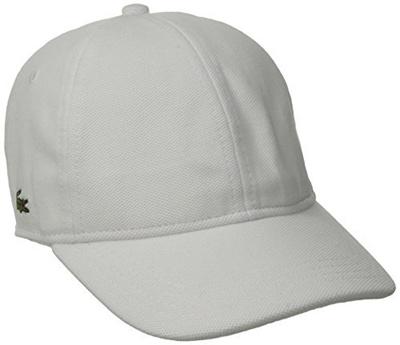 8445fda55d (Lacoste) Lacoste Men s Pique Cotton Cap-RK0123-51