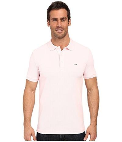 2c5b0e75bd7fa Qoo10 - Lacoste Stretch Petit Pique Slim Fit Polo   Men s Clothing
