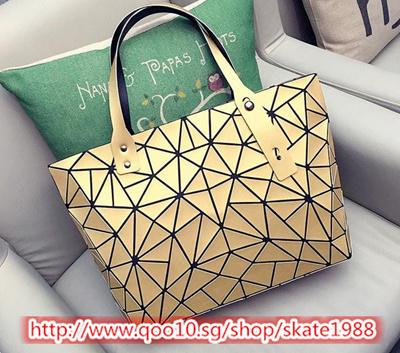Ladies baobao Handbags Designer Brands Female Laser Geometric bao bao Bag  Women Tote Shoulder Bag 433b243d0ad4d