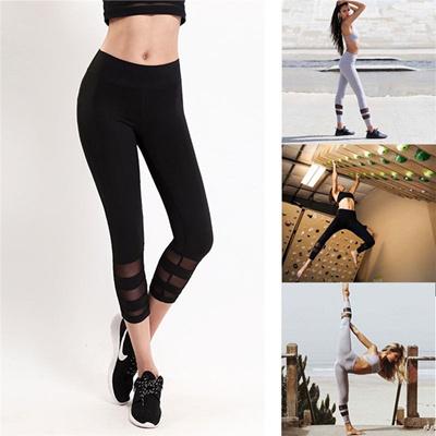 b14c157615 Qoo10 - Ladies Compression Pants Long Tights Pants Skins Running Yoga Sport  Tr... : Services