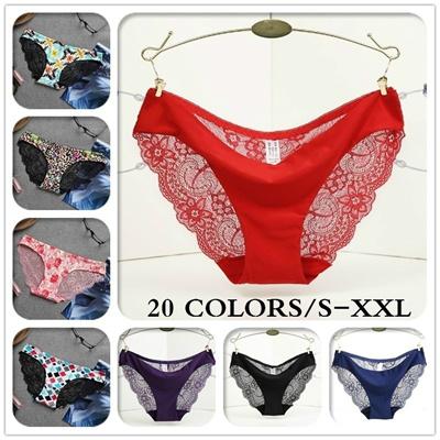 806109757 Ladies underwear woman panties Victoria fancy lace calcinha renda sexy  panties for women traceless c