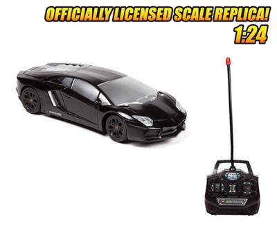 Qoo10 Lamborghini Aventador Lp 700 4 1 24 Electric Rc Car Kids