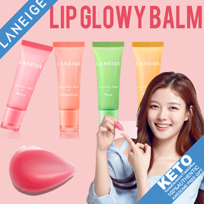 Lip Glowy Balm by Laneige #17