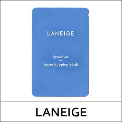 [LANEIGE] [NEW] Water Sleeping Mask Sample 4ml * 20pcs (80ml)