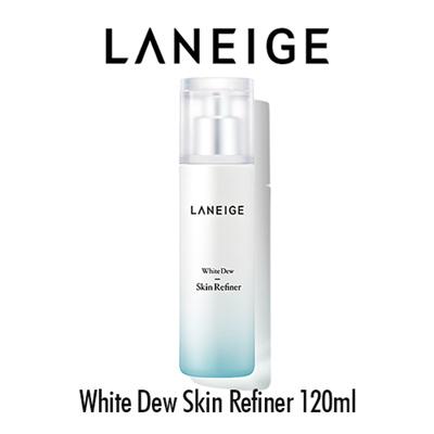 [Laneige] White Dew Skin Refiner 120ml