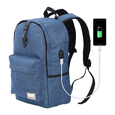 7836d6ee5a61 Qoo10 - Laptop Backpack-Beyle Slim Anti-theft Water Resistant Travel Laptop  Ba...   Computer   Game