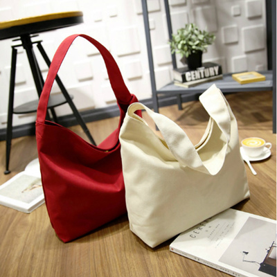 Large Capacity Canvas Shoulder Tote Bag Handbag Bucket Storage Travel Tour  Ladies Women Gift f4785cecdde69