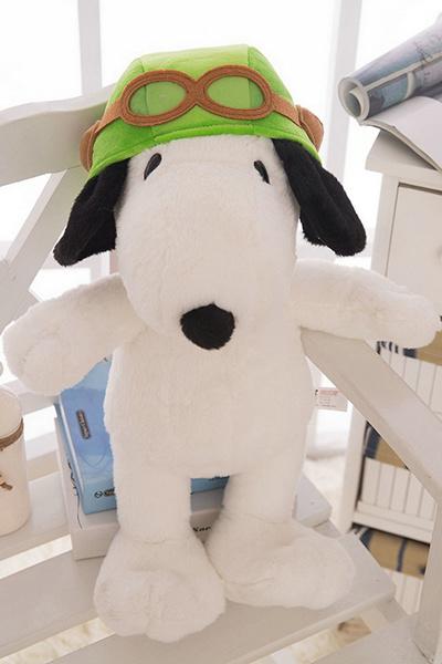 Qoo10 Large Snoopy Doll Cute Plush Toy Puppy Dolls Girl Boy Friend