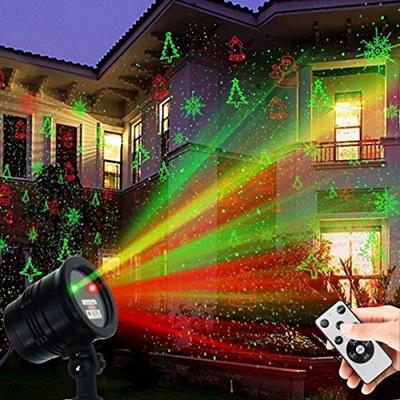 Laser Christmas Lights.Laser Christmas Lights With Rf Wireless Remote Zerhunt Rotating Star Shower Laser Lights Projector F