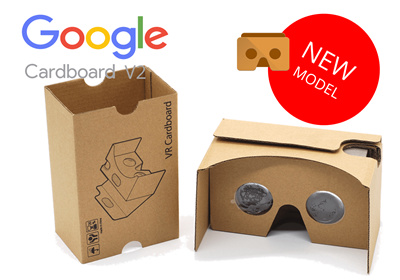 [Google]★LATEST★Google Cardboard V2★Ready Stock★Virtual Reality (VR)★3D  Glasses★Head Strap★High Quality