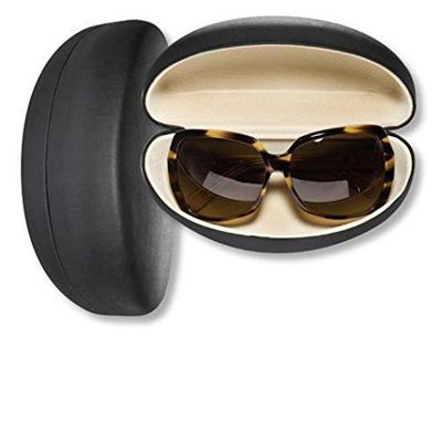 268fa8d552 Qoo10 - (LBI) Accessories Eyewear DIRECT FROM USA Large Sunglasses Case For  Me...   Fashion Accessor.