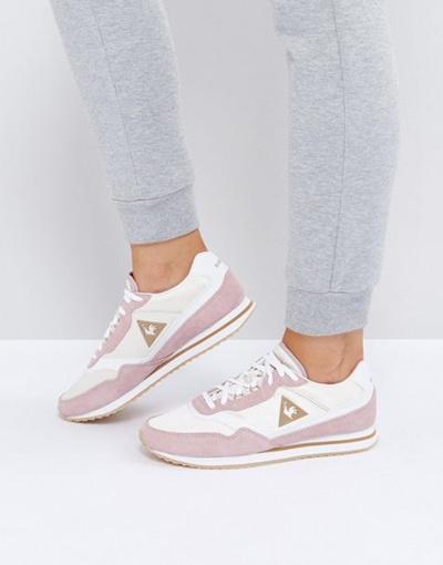 3f473b8a9800 Qoo10 - Le Coq Sportif Louise Sneakers   Shoes