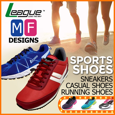 3e4758bd69d Qoo10 - League Running Shoes   Sportswear