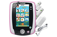 LeapFrog LeapPad2 Power Learning Tablet Pink Image
