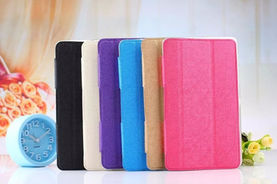 best loved 9dd9a 2289d Leather Flip Cover Case for ASUS MeMO Pad 7 inch ME175/ASUS Fonepad 7  (FE170CG) 16976