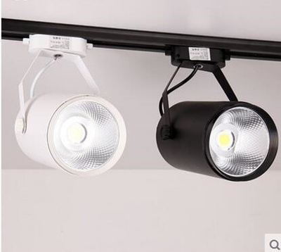 Led Lighting Spotlights Cob Track Lights Clothing Backdrop Gallery Spot