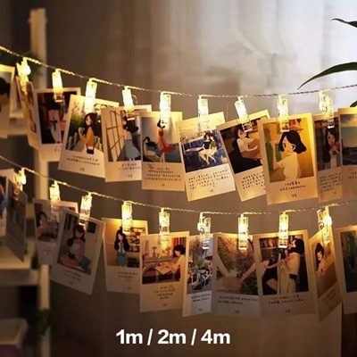 Qoo10 led photo picture clips string lights wall decoration light led photo picture clips string lights wall decoration light wedding party christmas home decor light junglespirit Images