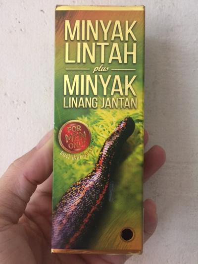 Leech FatLeech Oil/Fats Plus Eel Oil ★60ml Glass Bottle★Malay Herbal★For  Men Only★Be Strong!