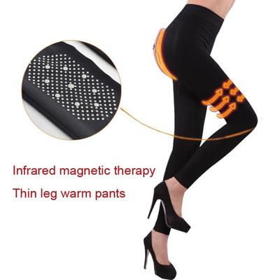 Leg Shaper Slimming Pants Ladies Slimming Leg Legging Infrared Magnet Therapy Slimming Pantyhose