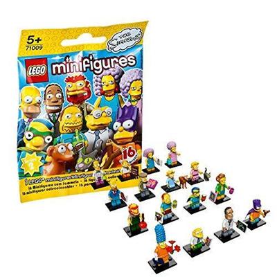 Qoo10 - Lego Lego Minifigures The Simpson Series 2 Foil Pack : Toys