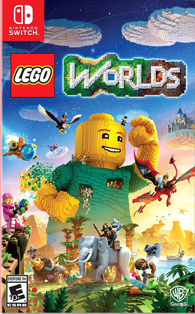 Qoo10 - LEGO Worlds (Switch) : Computer & Game