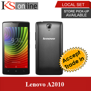 Lenovo A2010 Dual-Sim LTE BRAND NEW SET 1 YEAR LENOVO LOCAL WARRANTY TRADE-IN AVAILABLE