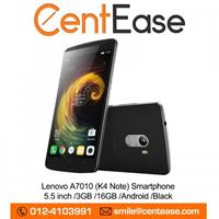 Lenovo Vibe K4 Note 16GB Black Image