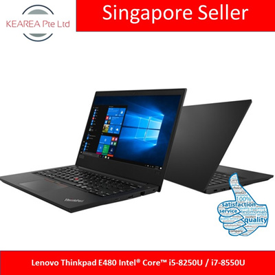 LenovoLenovo Thinkpad E480 Intel® Core™ i5-8250U / i7-8550U