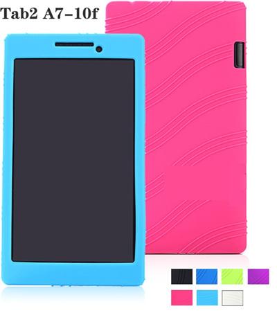 online retailer 346d9 1e1af Lenovo Tab 2 A7-10 (A7-10F) Tab2 A7 casing back cover tpu soft case