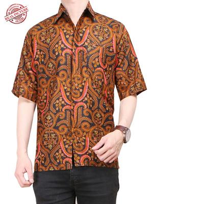 745d0e35e1cd4 Qoo10 - Lerfo Batik Tops Men's Batik Shirts : Sportswear